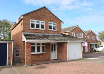 Thumbnail 3 bed detached house for sale in Woodcock Drive, Melton Mowbray