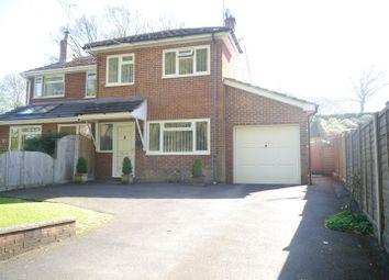 Thumbnail 3 bed property for sale in Green Lane, Ellisfield, Basingstoke