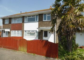 Thumbnail 3 bed end terrace house for sale in Grassmere, St. Marys Bay, Romney Marsh, Kent