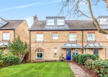 Thumbnail 4 bed terraced house for sale in Alexander Crescent, Caterham