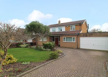 Thumbnail 4 bed detached house for sale in Fulwith Close, Harrogate