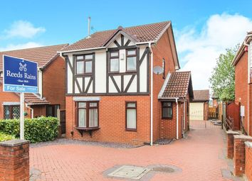 Thumbnail 3 bed detached house for sale in Courtney Place, Longton, Stoke-On-Trent