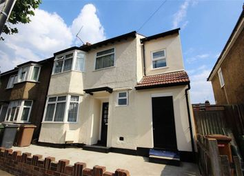 Thumbnail 6 bedroom end terrace house to rent in Boundary Road, London