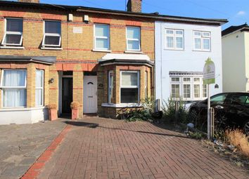 Thumbnail 2 bed terraced house to rent in Victoria Road, Gidea Park, Romford