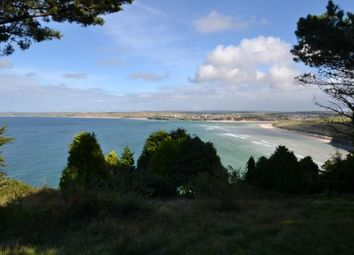 Thumbnail Land for sale in Land Rear Of The Haven, Hawkes Point, Carbis Bay, St. Ives.
