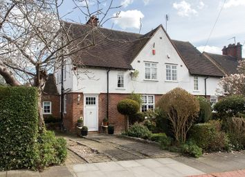 Thumbnail 4 bed semi-detached house for sale in Midholm, London