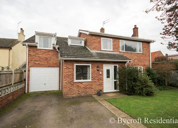 Thumbnail 4 bed detached house for sale in West Road, Ormesby, Great Yarmouth