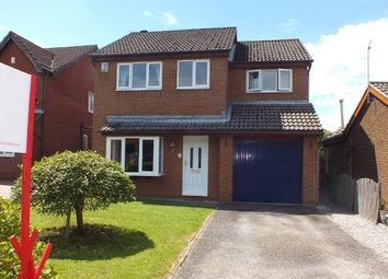 Thumbnail 4 bed detached house for sale in Chelmsford Walk, Leyland, Lancashire
