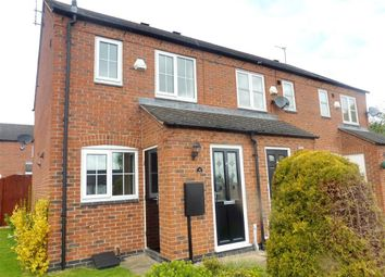 Thumbnail 2 bed property to rent in Shotwood Close, Rolleston-On-Dove, Burton-On-Trent