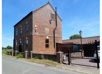 Thumbnail 5 bed detached house for sale in Money Bridge Lane, Spalding