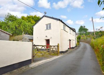 Thumbnail 3 bed end terrace house for sale in Netherton Hill, Drewsteignton, Exeter