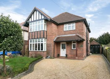 Thumbnail 4 bed detached house for sale in Selkirk Road, Chester, Cheshire