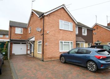 Thumbnail 4 bed semi-detached house for sale in Farleigh Road, Pershore