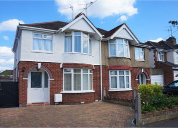 Thumbnail 3 bedroom semi-detached house for sale in Burford Avenue, Swindon