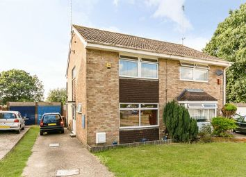 Thumbnail Semi-detached house for sale in Canvey Close, Broadfield, Crawley