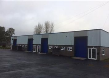 Thumbnail Light industrial to let in Unit 2 & 3, Industrial Estate, Bala, Gwynedd