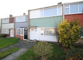 Thumbnail 2 bed terraced house for sale in Yardley, Laindon, Basildon