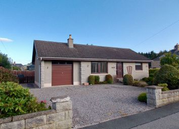 Thumbnail 2 bed bungalow for sale in Mackay Court, Main Street, Rhynie, Huntly