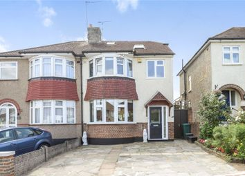 Thumbnail 4 bed semi-detached house for sale in Trentham Drive, Orpington