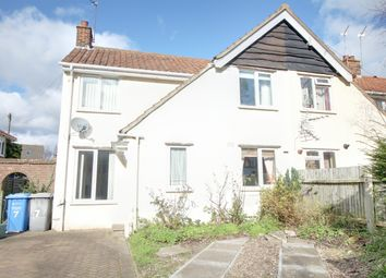 Thumbnail 2 bed semi-detached house for sale in Magdalen Road, Norwich