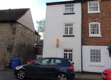 Thumbnail 2 bedroom end terrace house for sale in Darley Street, Darley Abbey, Derby