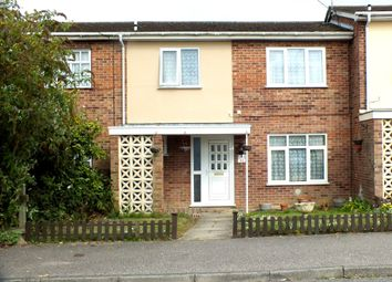 Thumbnail 3 bed terraced house to rent in Wissett Way, Lowestoft