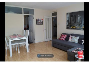 Thumbnail 1 bed flat to rent in Holcombe House, London