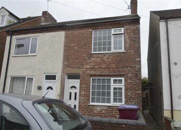 Thumbnail 2 bed semi-detached house for sale in Addison Street, Tibshelf, Alfreton