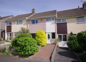 Thumbnail 3 bed terraced house to rent in Brismar Walk, Plymouth