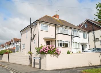 Thumbnail 3 bed semi-detached house for sale in East Cosham Road, Cosham, Portsmouth