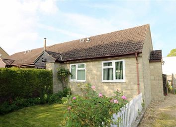 Thumbnail 1 bed semi-detached bungalow for sale in 4, The Mews, Malmesbury