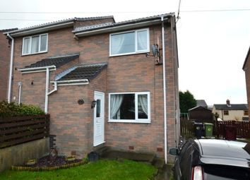 Thumbnail 2 bed property to rent in Dale View Road, Lower Pilsley, Chesterfield