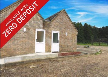 Thumbnail 1 bed semi-detached bungalow to rent in Chedburgh, Bury St. Edmunds