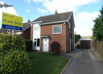 Thumbnail 3 bed detached house for sale in Bosworth Road, Barlestone, Nuneaton, Leicestershire