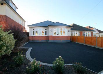 Thumbnail 4 bedroom detached bungalow for sale in Dorchester Road, Oakdale, Poole
