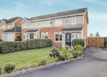 Thumbnail 3 bed semi-detached house for sale in Bede Close, Newcastle Upon Tyne, Tyne And Wear, Tyne And Wear