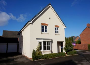 Thumbnail 4 bed detached house for sale in Lindores Road, Tamworth