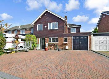 Thumbnail 4 bed semi-detached house for sale in Hurst Close, Staplehurst, Kent