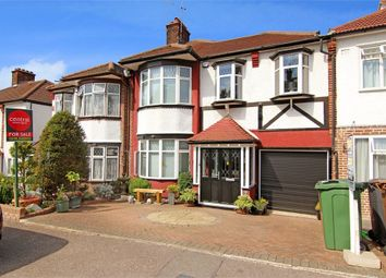 Thumbnail 3 bed terraced house for sale in Hillside Gardens, Walthamstow, London