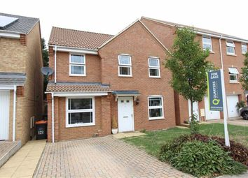 Thumbnail 4 bed detached house for sale in Drakes Avenue, Leighton Buzzard