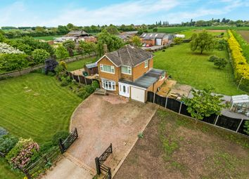 Thumbnail 3 bed detached house for sale in Green Drove, Billinghay, Lincoln