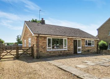 Thumbnail 2 bedroom detached bungalow to rent in High Street, Upwood, Ramsey, Huntingdon
