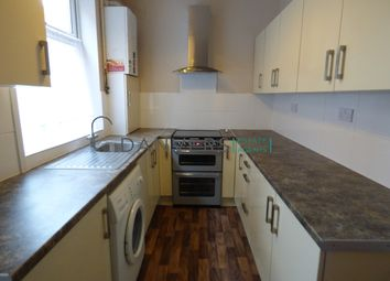Thumbnail 4 bedroom terraced house to rent in Stuart Street, Leicester