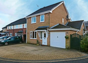 Thumbnail 3 bed detached house for sale in Old School Lane, Calow, Chesterfield, Derbyshire