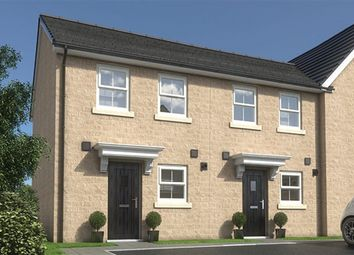 Thumbnail 2 bed town house for sale in The Elmcroft, South Lane, Elland, Halifax