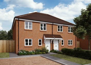 Thumbnail 3 bed semi-detached house for sale in Jordan Grove, Alton Hampshire