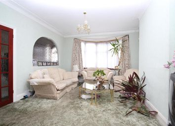 Thumbnail 4 bedroom semi-detached house for sale in Lakeside Avenue, Ilford, Essex