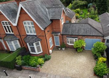 Thumbnail 4 bed semi-detached house for sale in Knighton Church Road, South Knighton, Leicester