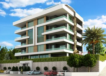 Thumbnail 4 bed apartment for sale in Alanya, Antalya, Turkey