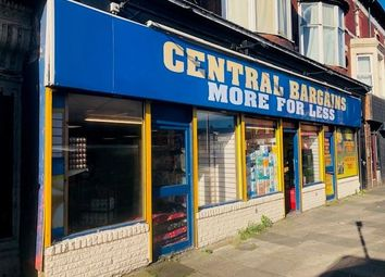 Thumbnail Retail premises for sale in Central Drive, Blackpool